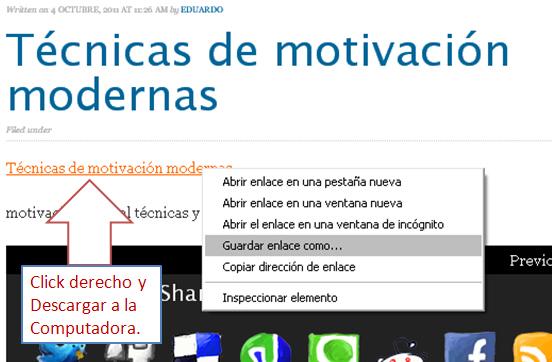 motivacion laboral tecnicas y estrategias