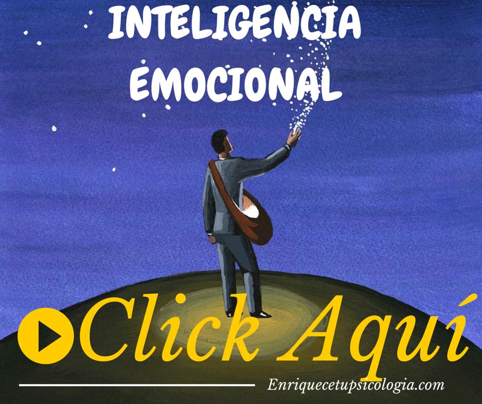 inteligencia emocional y optiimismo